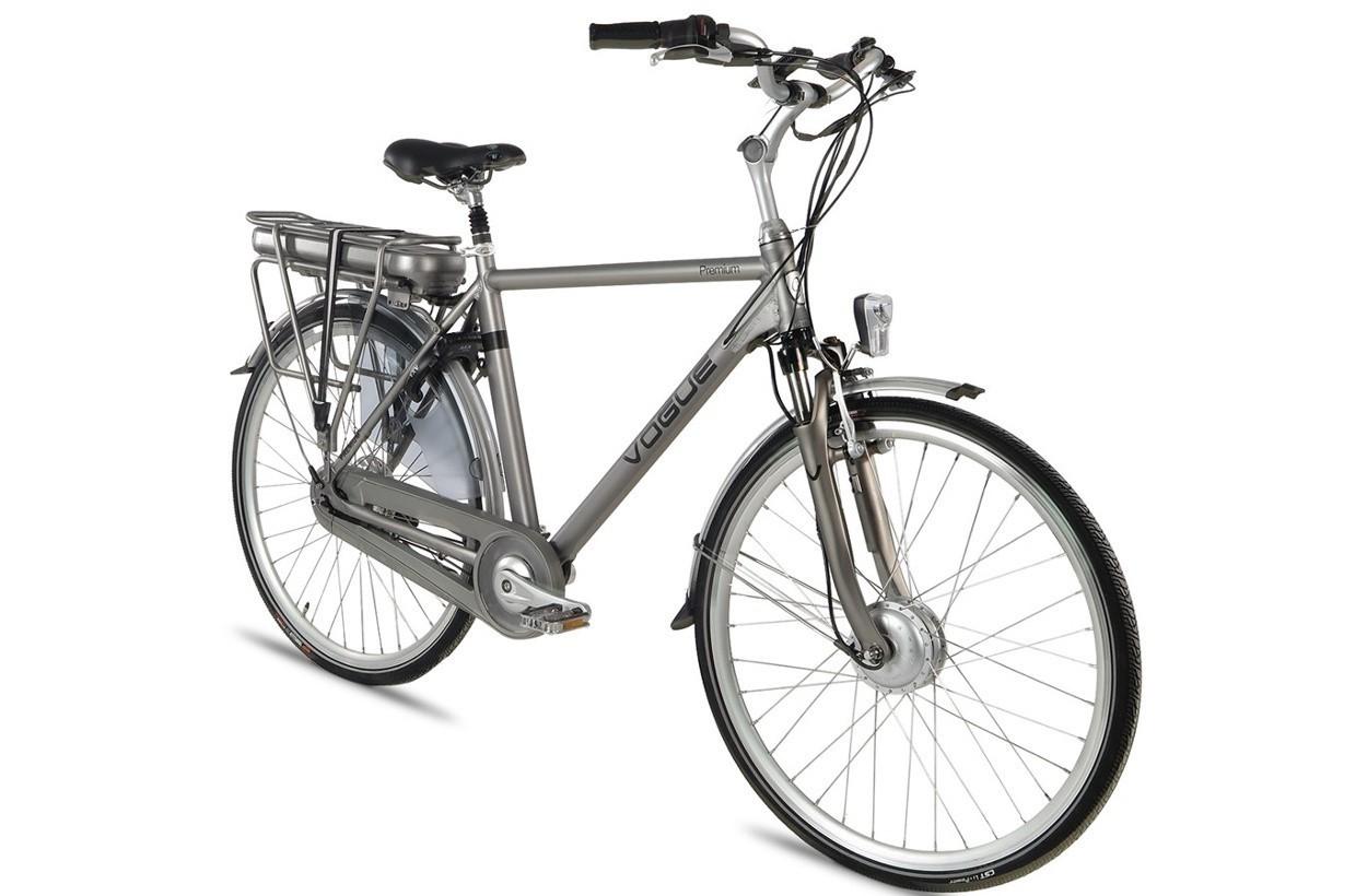 Vogue E-Bike Premium Heren 7V Model 2019 met voorwielmotor