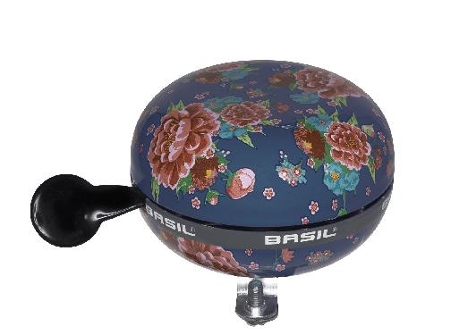 Big Bell Basil Bloom ding dong 80mm Indigo blauw