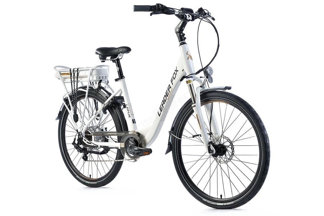 Leader Fox E-Bike Lotus 7V model 2019 met achterwielmotor