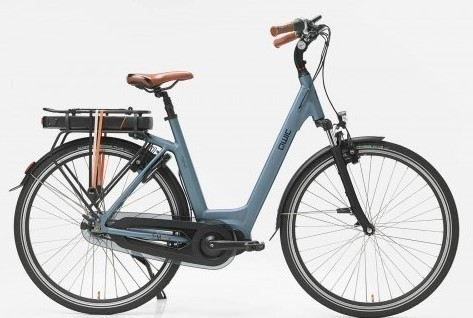 QWIC MN7.2 HS11 Dames elektrische fiets