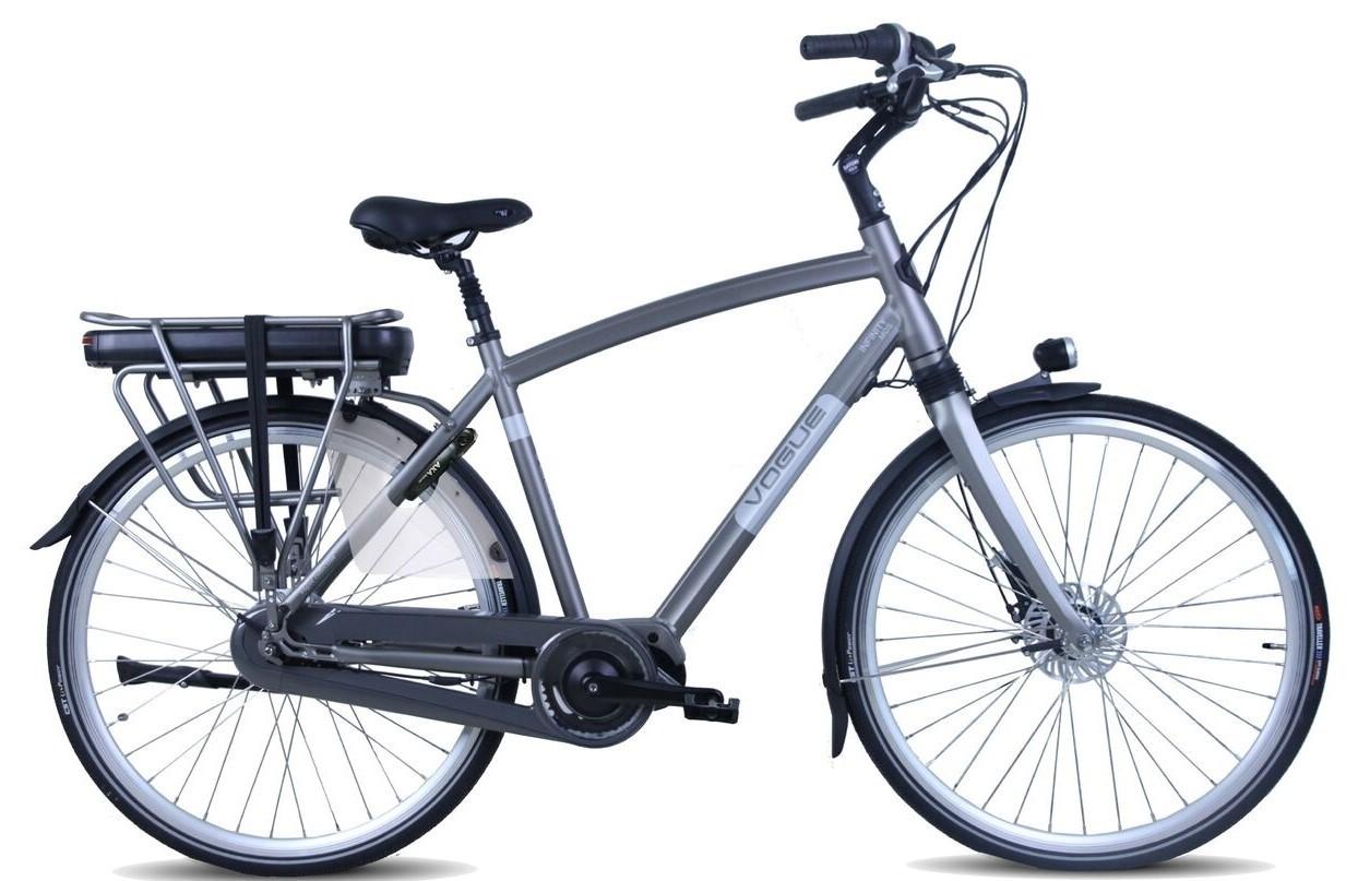 Vogue E-Bike Infinity MDS Man 8V Model 2018 met middenmotor