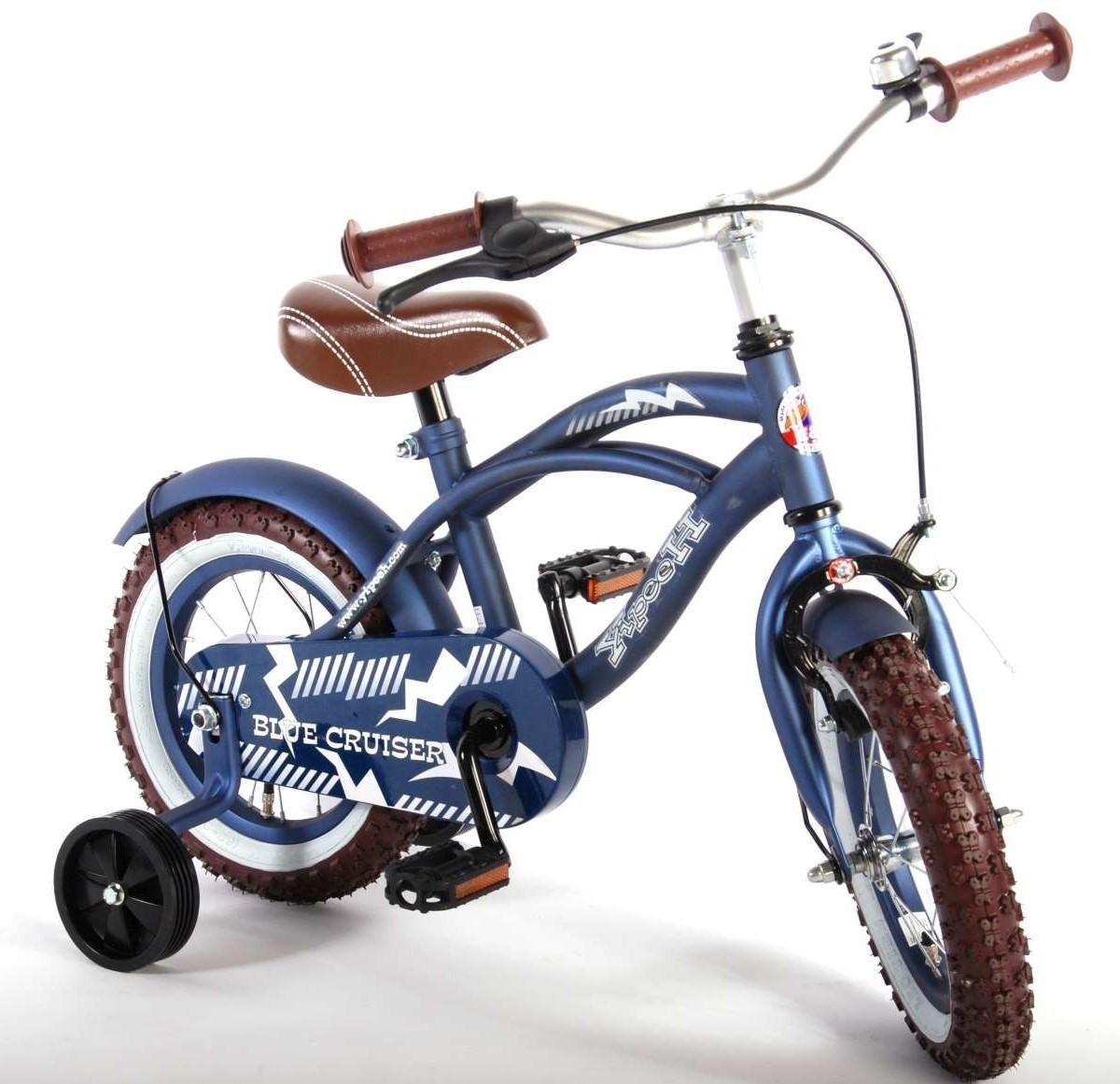 Yipeeh Blue Cruiser 12 inch jongensfiets 51201