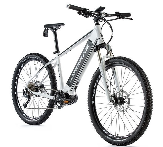 Leader Fox E-bike Awalon Gent 27.5 2019 middenmotor