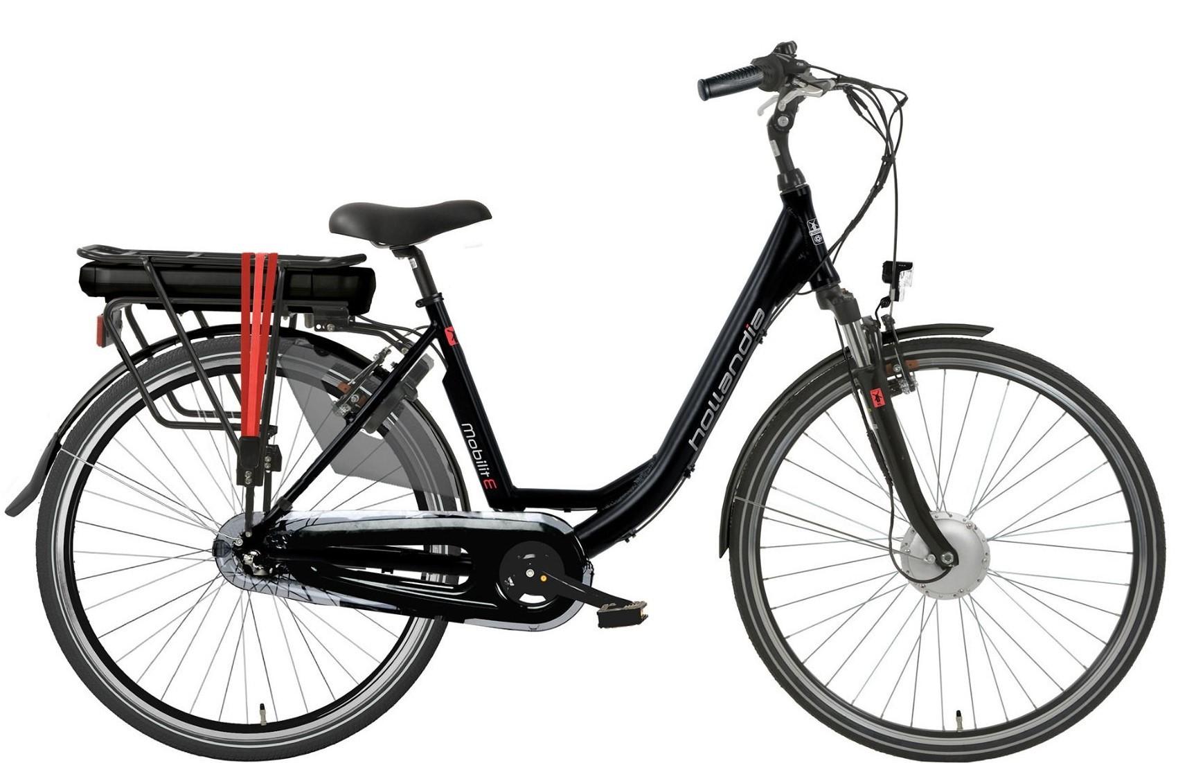 Hollandia Mobilit E-bike 3V met voorwielmotor