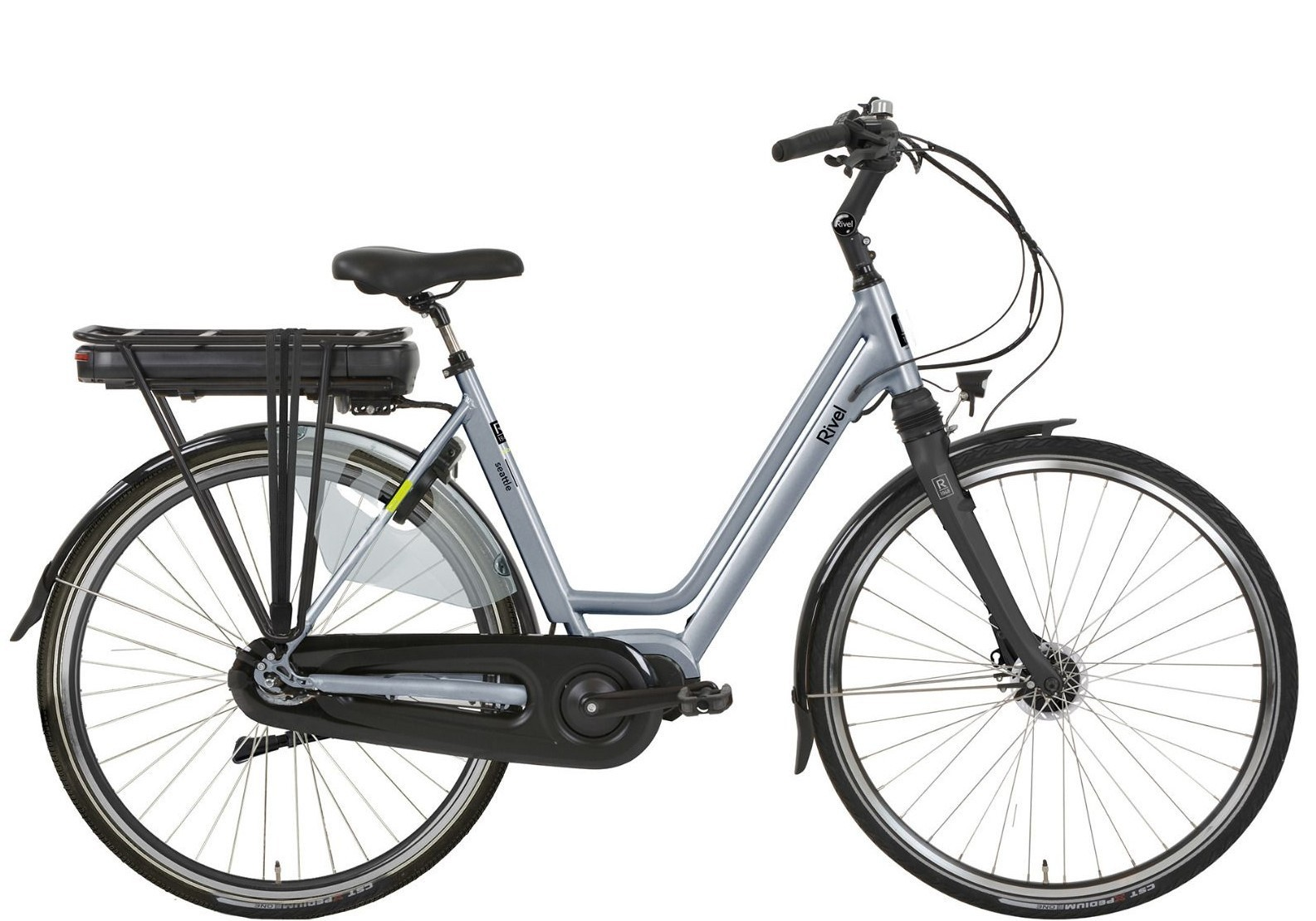 Rivel Portland E-Bike Dames 8V met middenmotor