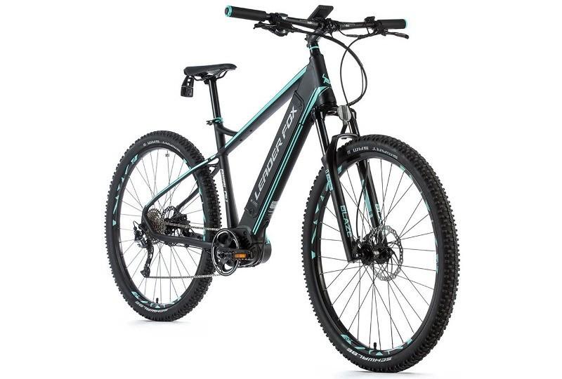 Leader Fox E-bike Awalon Gent 29 2019 middenmotor