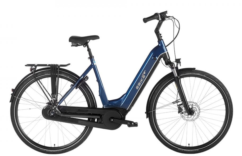 Ebike Das Original Intube Active plus Comfort