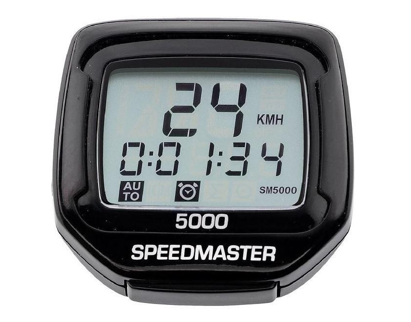 Fietscomputer Sigma BC5000 Speedmaster