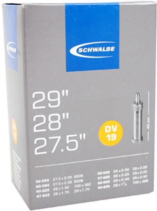 Schwalbe binnenband DV19 28/29 inch HV 40 mm 40-60 / 622/635