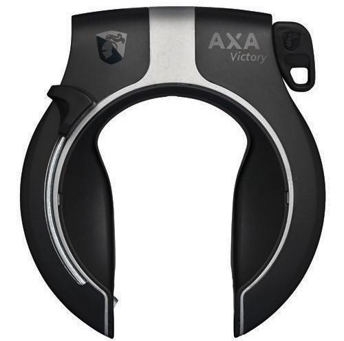 AXA Veiligheidsslot Victory mat zwart / zilver ART**