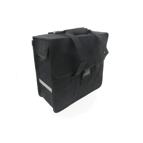 Beck Shopper Cotone zwart 18 liter