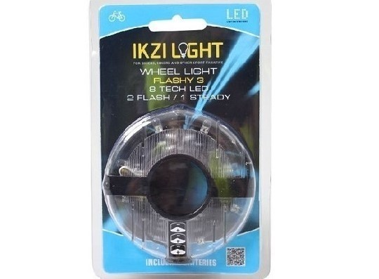 IKZI Light naafverlichting 8 LED Flashy 3