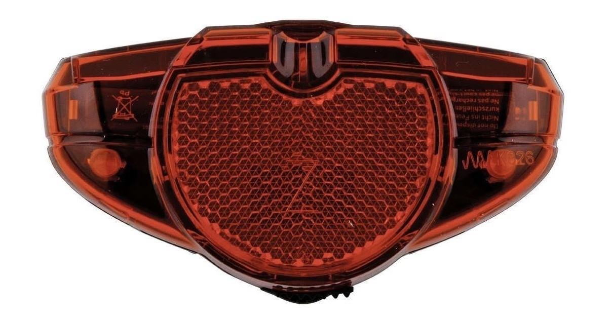 AXA Achterlicht Spark 80mm Led batterij aan/uit