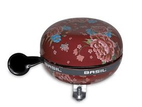 Big Bell Basil Bloom ding dong 80mm scarlet red