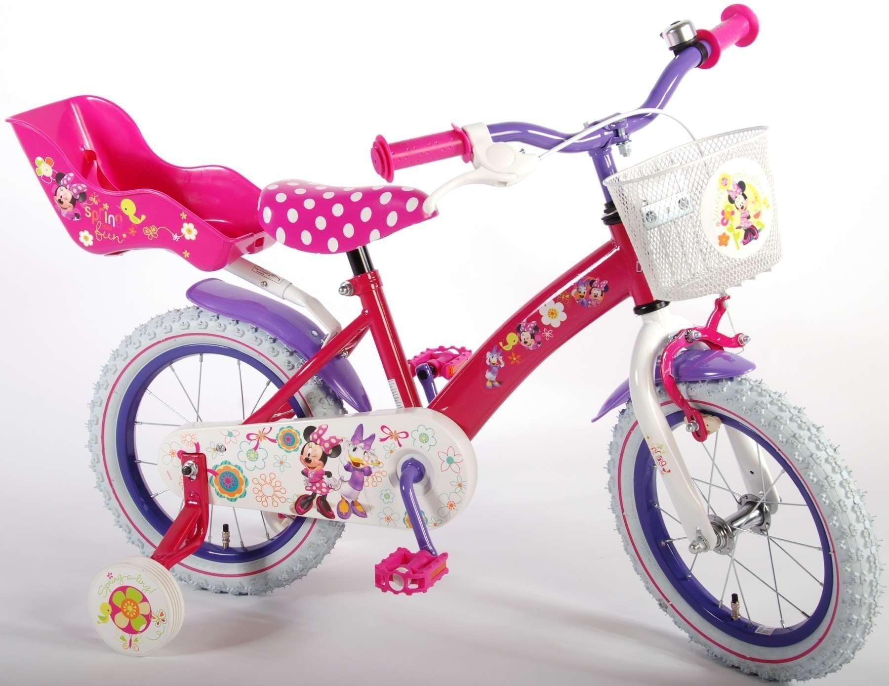 Disney Minnie Bow-Tique 14 inch meisjesfiets 31426