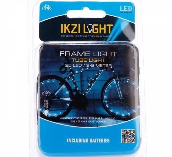 Frameverlichting IKZI Light | Online kopen bij FietsService Schagen