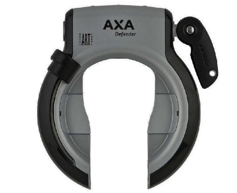 AXA Veiligheidsslot Defender zilver/zwart ART**