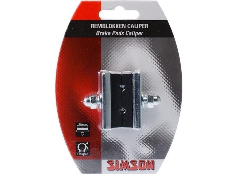 Simson Capiler remschoenen 40mm 020207