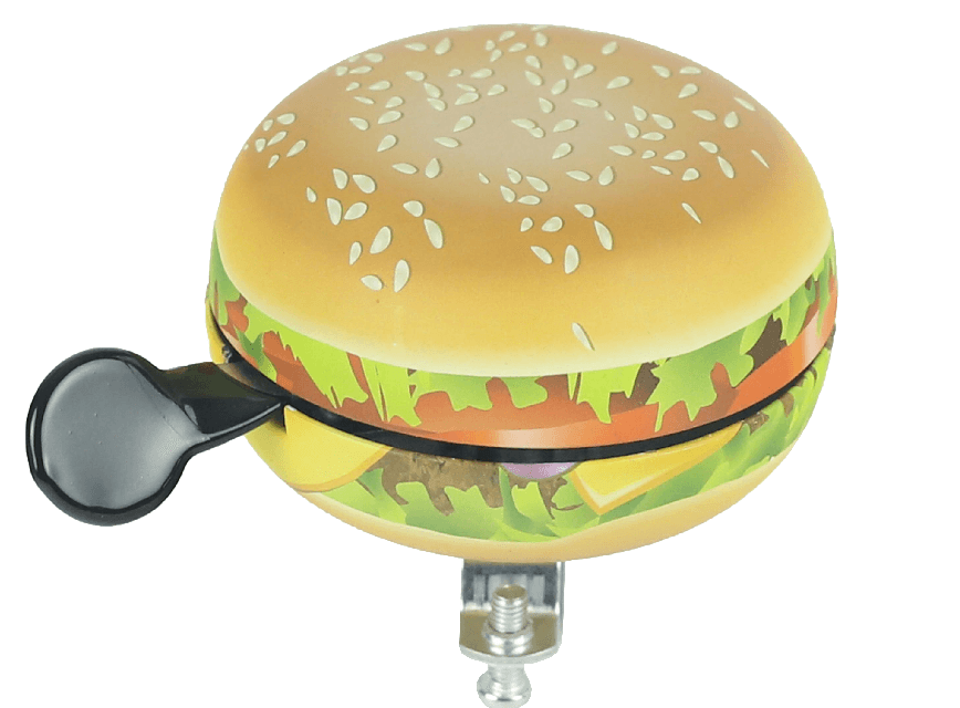 Bel Ding-Dong Food Hamburger mat