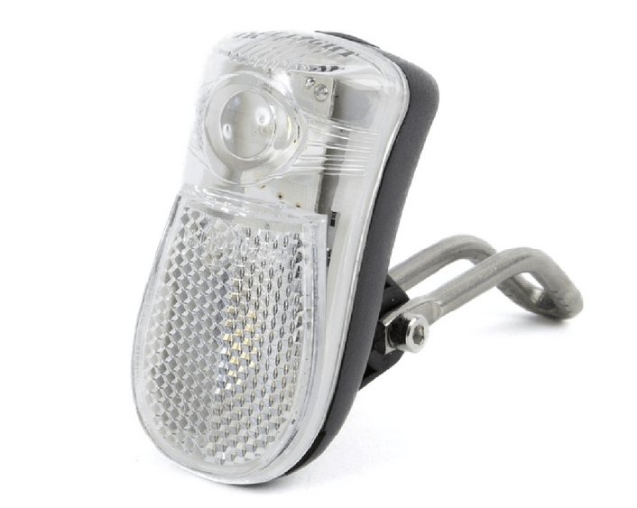 IKZI-Light koplamp Chic kroonbout 1xLED wit