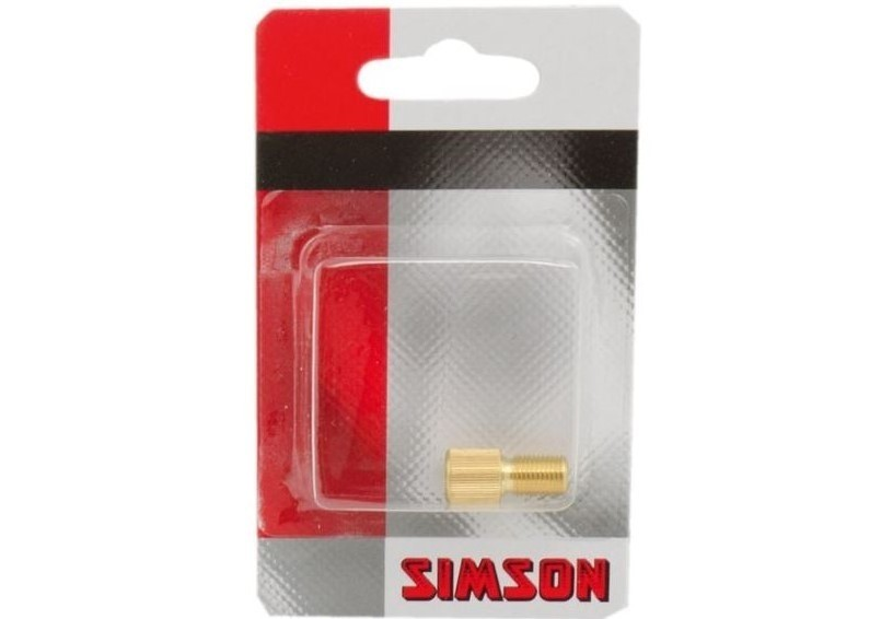 Simson Verloopnippel Auto 020507