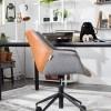 Afbeelding van Office chair dolton vintage brown