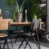 Afbeelding van Willow chair mocha (bruin) - set van 2