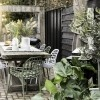 Afbeelding van Albert Kuip garden stoel - grijs (set van 2)