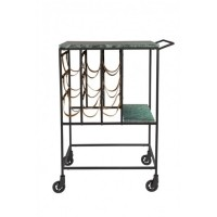 Foto van Serving trolley Mil