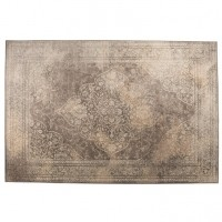 Foto van Rugged carpet licht 170 x 240 cm