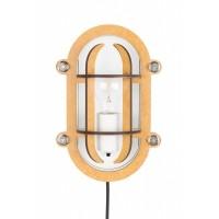 Navigator wall lamp white