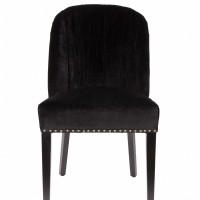 Foto van Cassidy chair black - set van 2