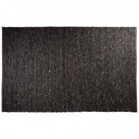 Foto van Carpet Pure dark grey 160 x 230 cm