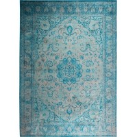 Carpet chi blue 160x230
