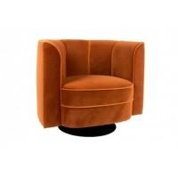 Foto van Lounge chair flower