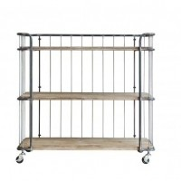 Foto van Giro trolley medium grey