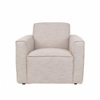 Foto van Bor sofa 1-seater Latte