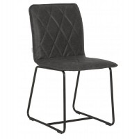 Foto van Mersey chair black set van 2