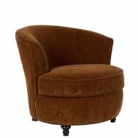 Foto van Freux fauteuil brown