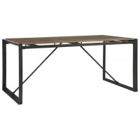 Foto van Dining table no.1 rectangular 180 x 100 cm