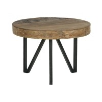 Foto van Coffee table round No.2 Ø50 cm SU