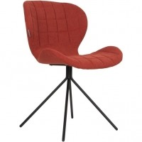 Foto van Chair OMG Red (set van 2)