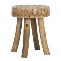 Foto van Stool pebble