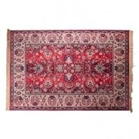 Foto van Bid carpet oud rood 200 x 300 cm