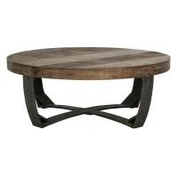 Foto van Coffee table round No.1 Ø100 cm