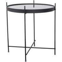 Foto van Side table cupid black