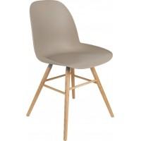 Foto van Albert kuip chair taupe 2 st.