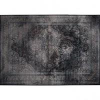 Foto van Rugged carpet donker 200 x 300 cm
