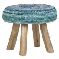 Foto van Stool dolphin medium