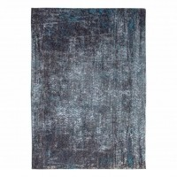 Foto van Mad Men vloerkleed Jacob's Ladder Brooklyn Blue 280 x 360 cm